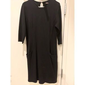 J. McLaughlin Catalyst Dress in Black